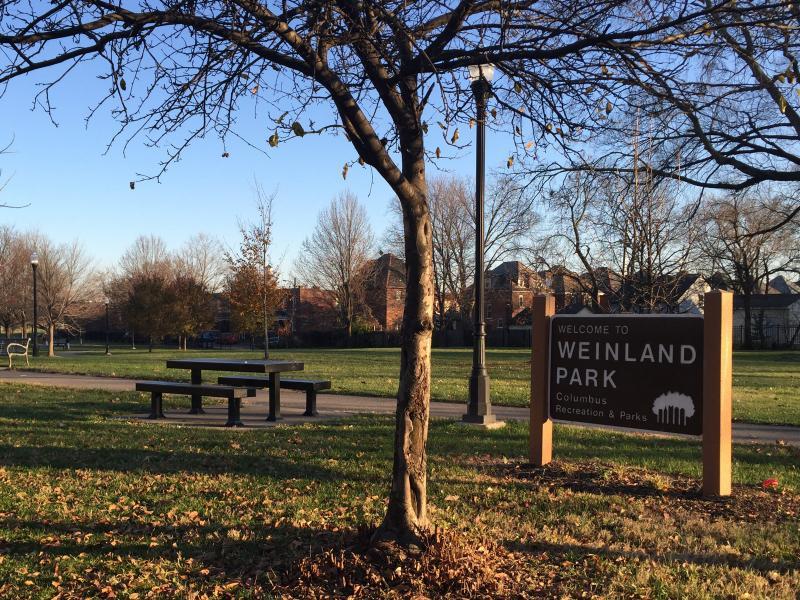 Weinland Park in Columbus, Ohio